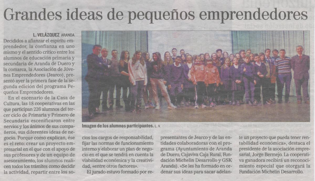 Correo de Burgos 17-02-2016