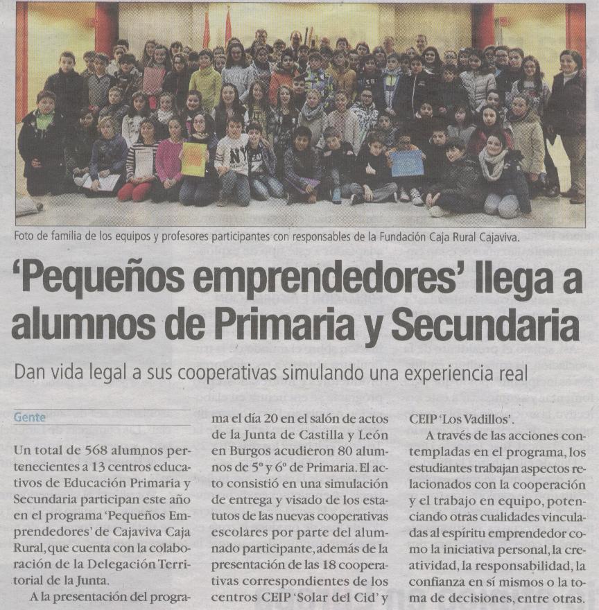 Gente en Burgos 21-12-2016