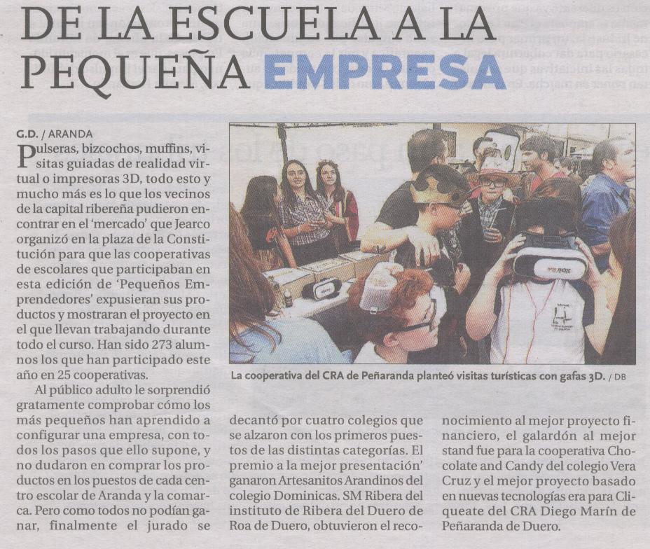 Diario de Burgos 01-06-2017